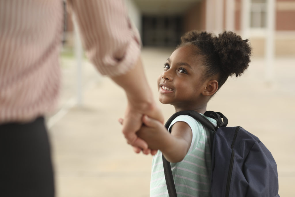 5 ways to help your new kindergartener feel at ease