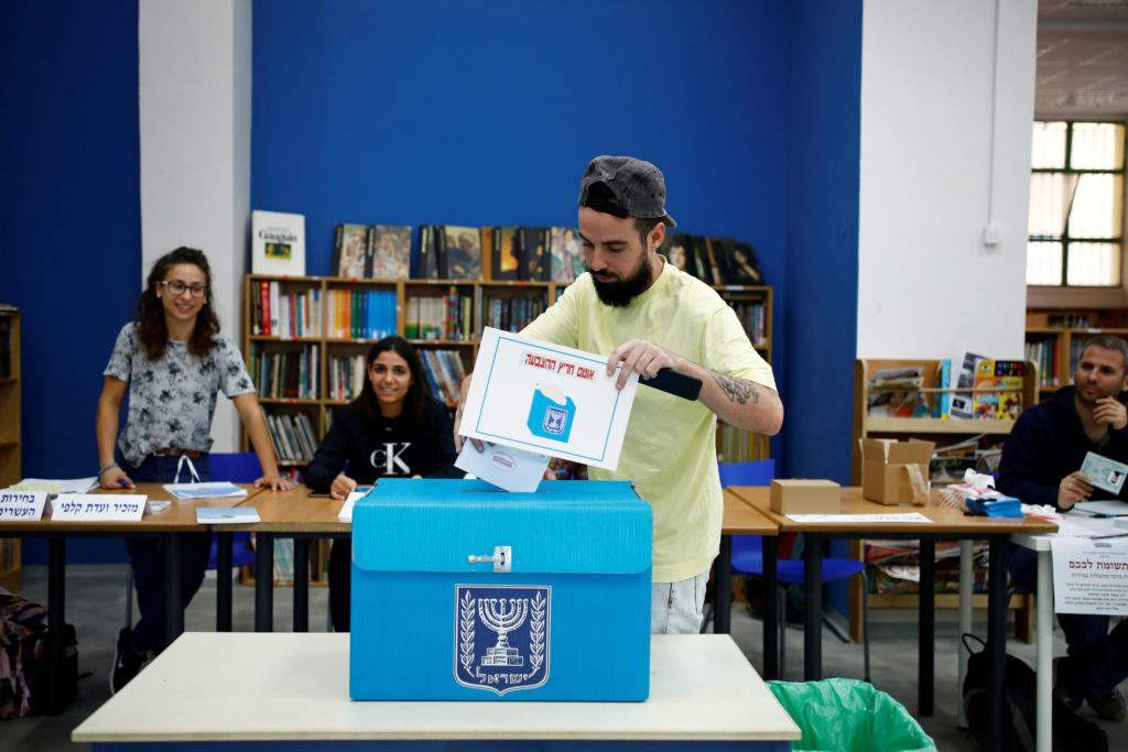 2nd election plus corruption charges place Netanyahu in jeopardy