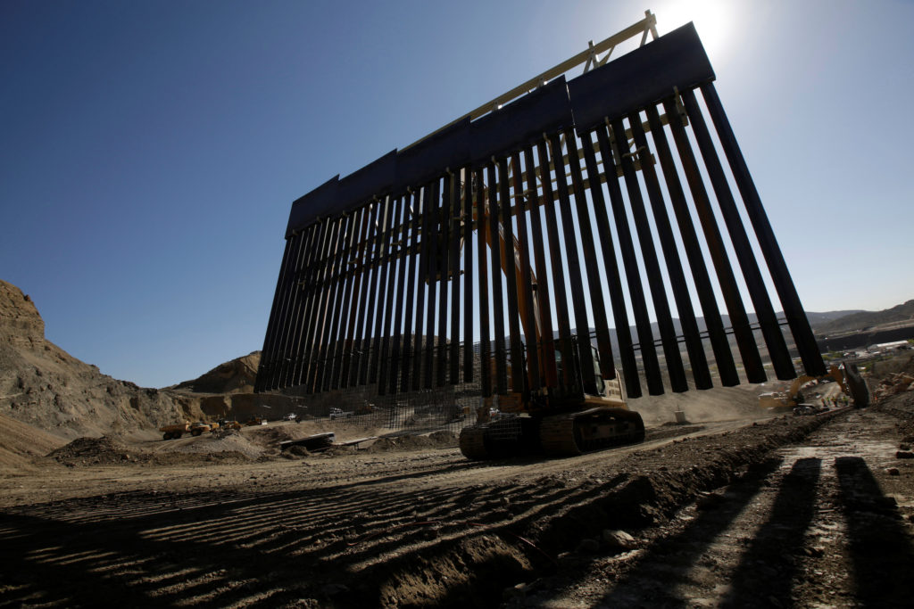 Behind Trump's 'unprecedented' reallocation of DOD money for border security