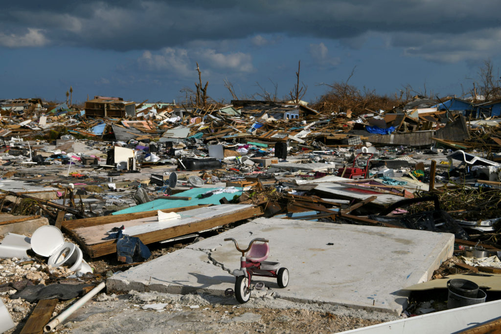 News Wrap: Another tropical system hits the northern Bahamas