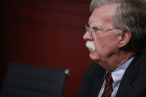 John Bolton's departure as national security adviser has set in motion a job hunt to fill one of the hardest jobs in Washington under President Donald Trump File photo by REUTERS/Leah Millis