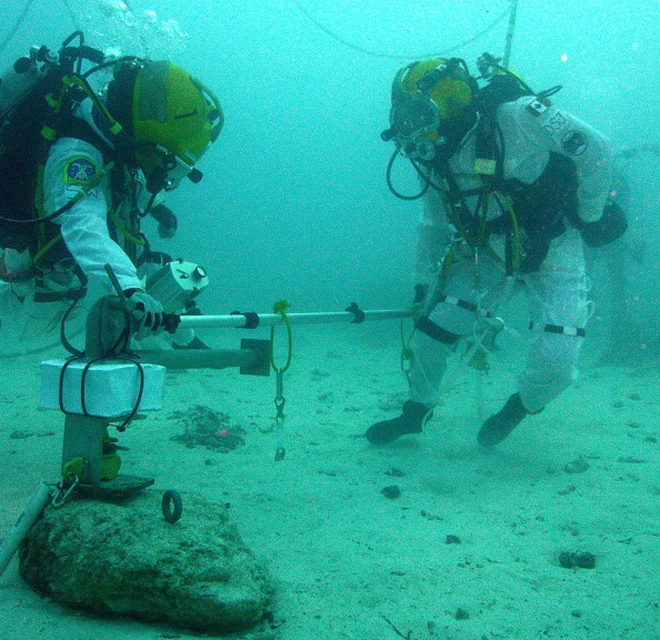 How nine days underwater helps scientists understand what life on a Moon base will be like