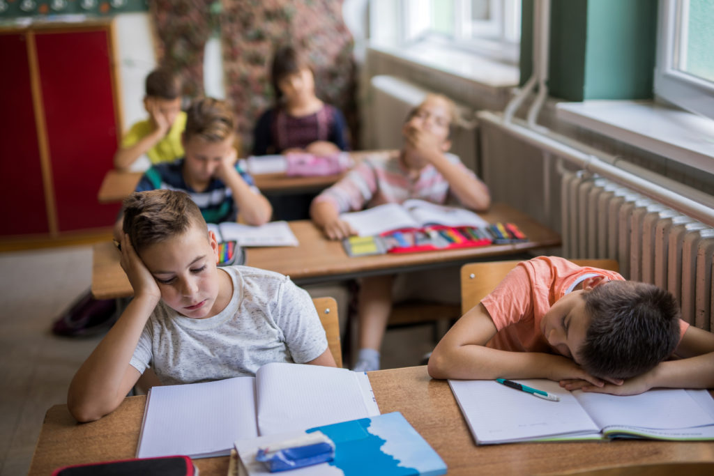 Kids learn less on hot days. Global warming is making it worse - PBS NewsHour