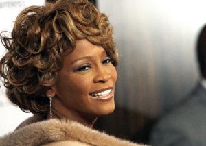 FILE PHOTO: Whitney Houston attends the Clive Davis pre-Grammy part…