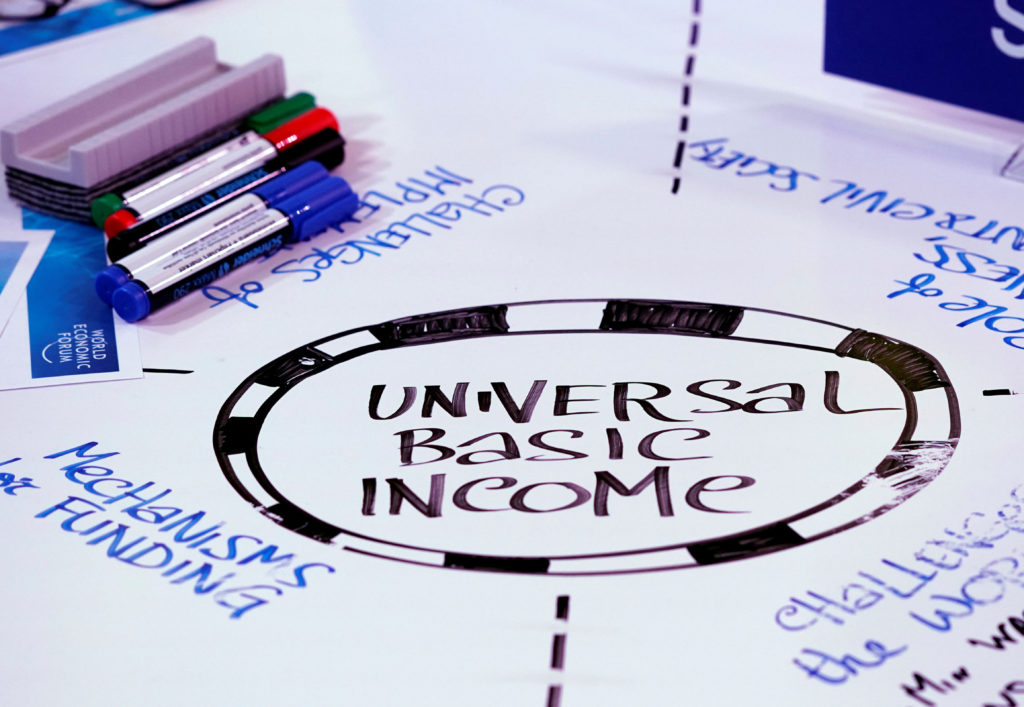 New data shows how basic universal income recipients spent free money