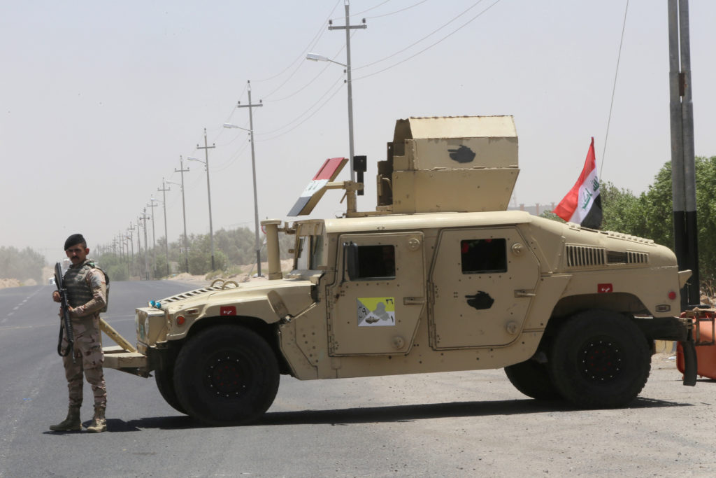 In Iraq, concern that Syria chaos would bring back ISIS