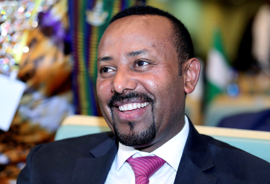 Ethiopian Prime Minister Abiy Ahmed attends the High Level Consulta…