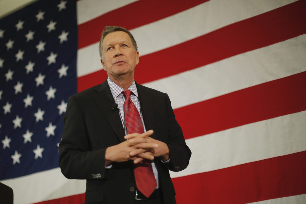 John Kasich on supporting impeachment and the question Trump voters should ask themselves