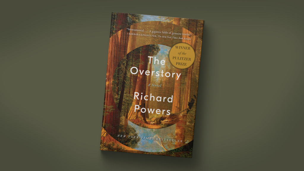 'The Overstory' is our November book club pick