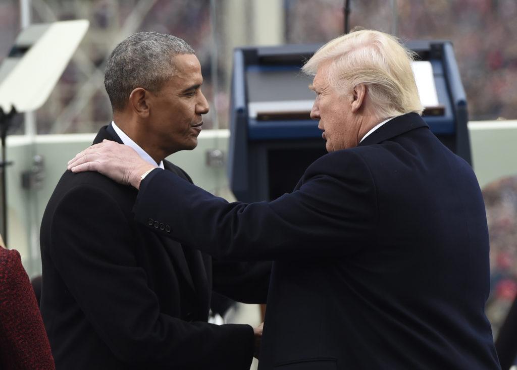 Trump team making false argument about his 2016 transition