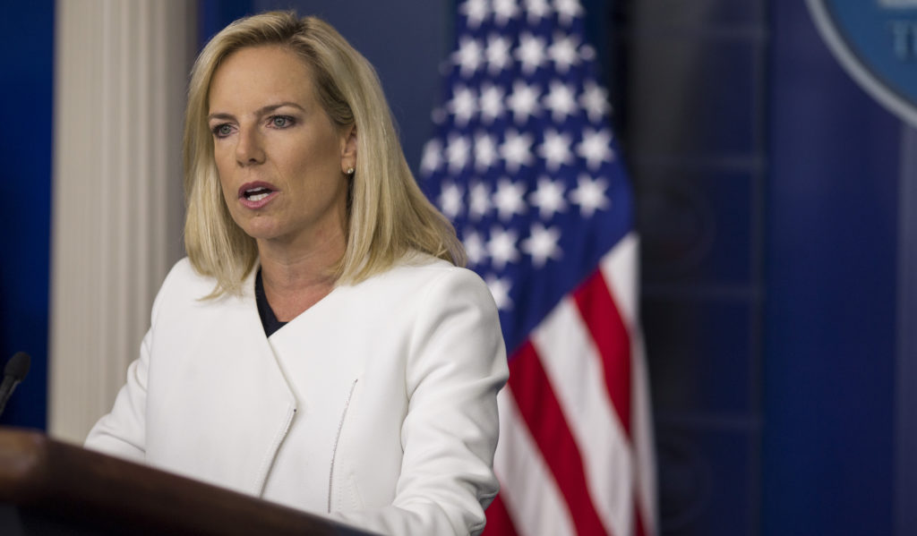 Kirstjen Nielsen on what she regrets about her tenure at DHS