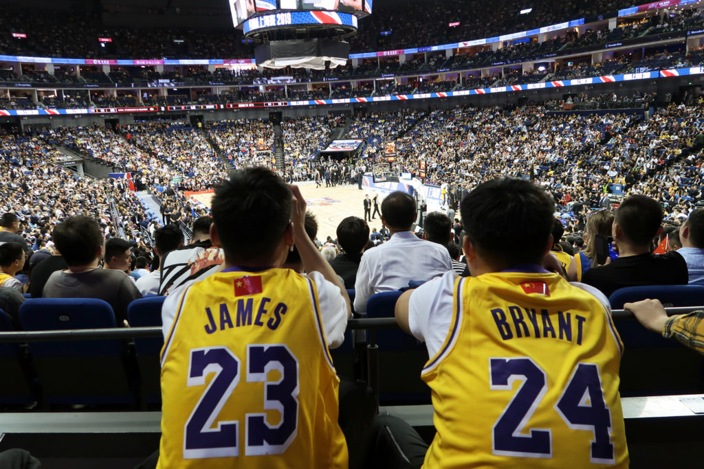 Why 'woke' NBA is struggling to balance its values with Chinese expansion