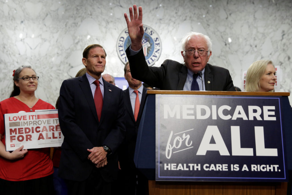 Column: How the US could afford 'Medicare for all'