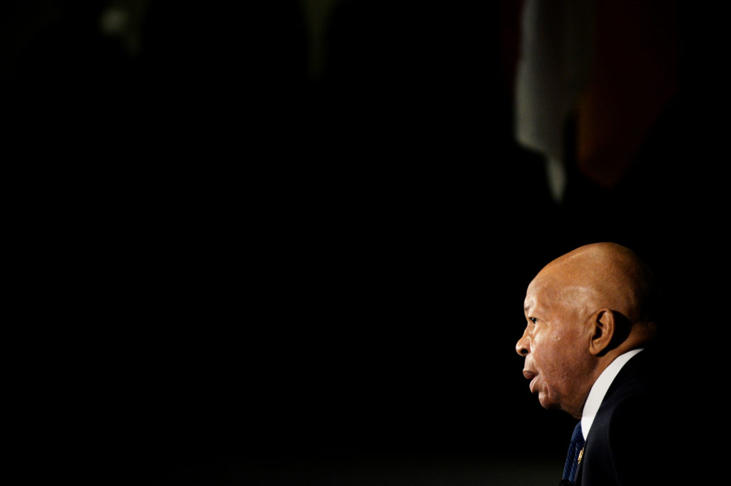 Body of US Rep. Cummings will lie in state at Capitol
