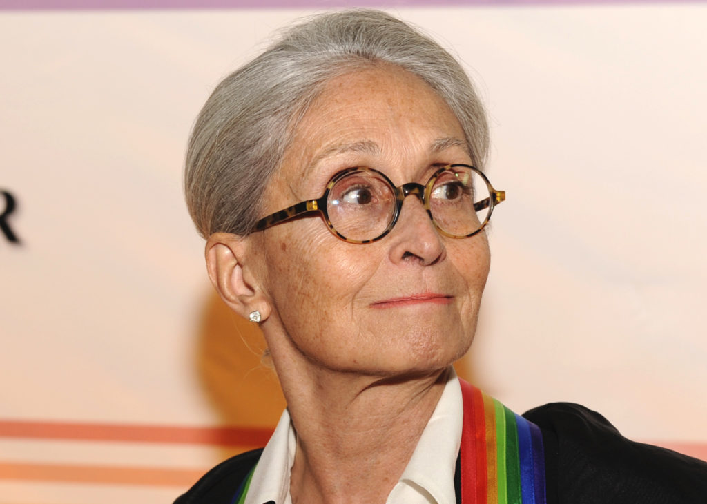 Why Twyla Tharp wants us to 'shut up' and do what we love