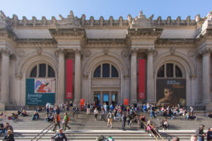 The Metropolitan Museum of Art in New York City