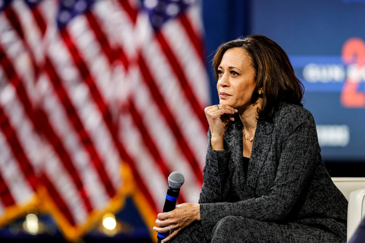Kamala Harris Ends 2020 Democratic Presidential Campaign Pbs Newshour