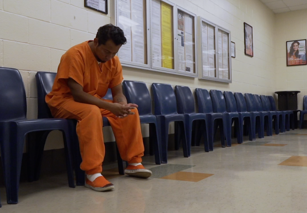 ICE detainees held in rural areas, far from legal assistance