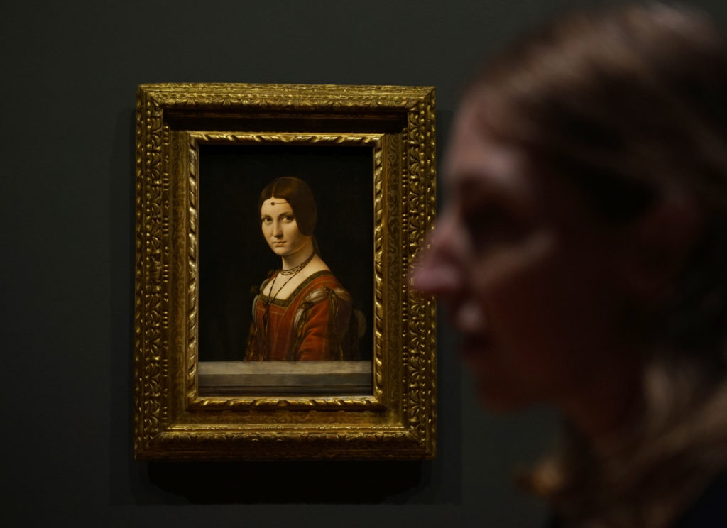 5 things we learned at the Louvre's historic Leonardo da Vinci exhibit