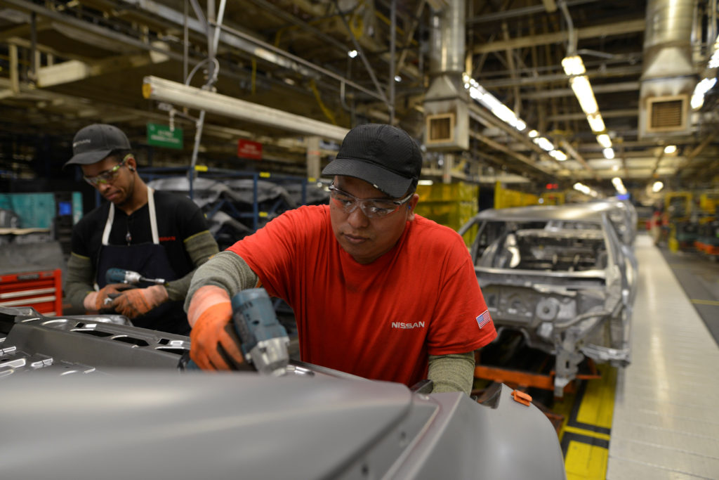 Why a slowdown in manufacturing matters for the U.S. economy
