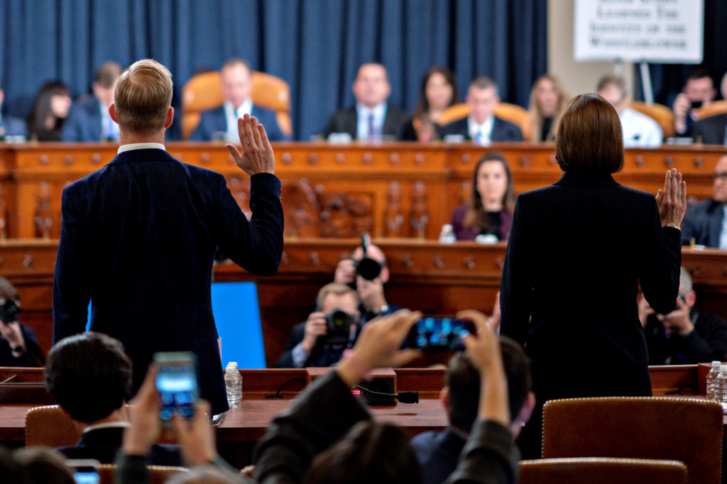 6 video moments to watch from Day 5 of impeachment hearings