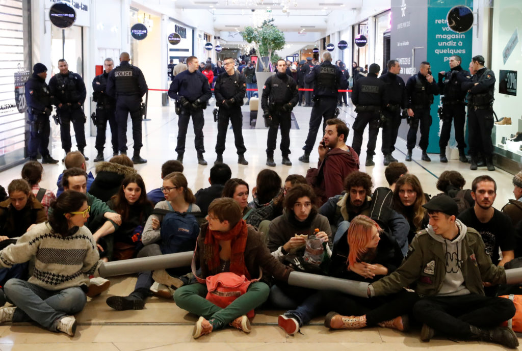 The Black Friday Frenzy Goes Global Not Everyone Is Happy Pbs Newshour