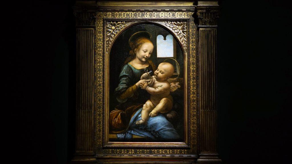 Blockbuster da Vinci exhibition showcases the master's 'endless curiosity'