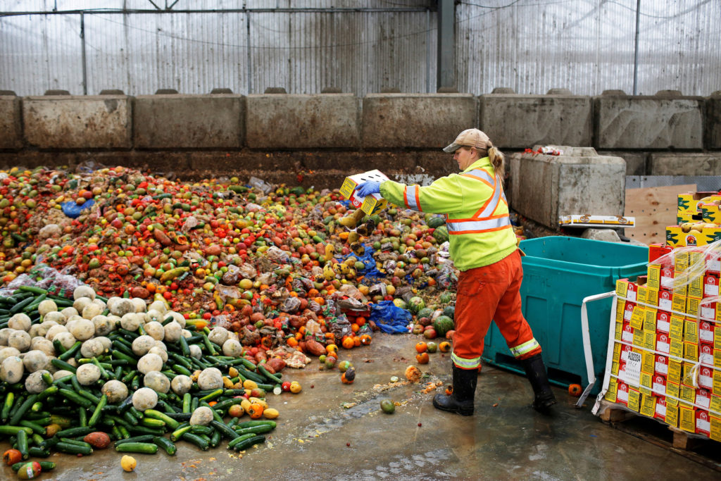 How Americans can change their mindset about wasting food