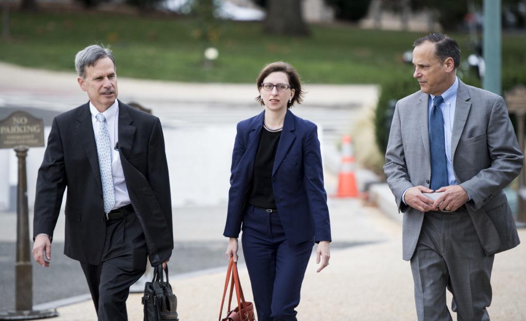 Read the full transcript for Defense Department official Laura Cooper