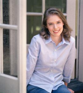 Author Madeline Miller. Credit: Nina Subin