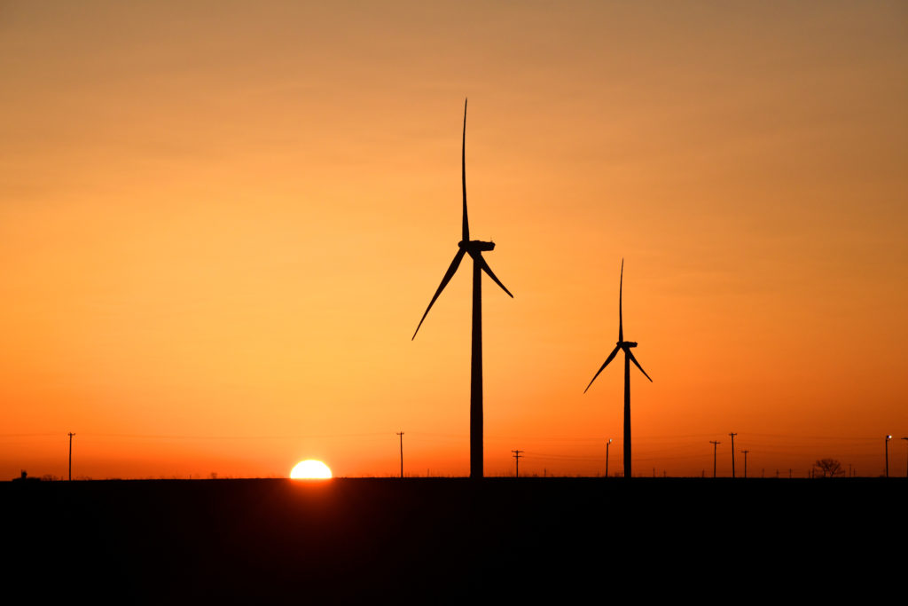 US green economy growth dwarfs Donald Trump's highest hopes for the fossil fuel industry
