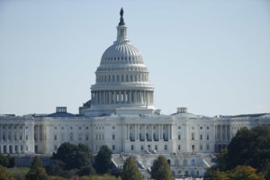 A general view of United States Capitol. Photo by Amber Searls/USA Today via Reuters.