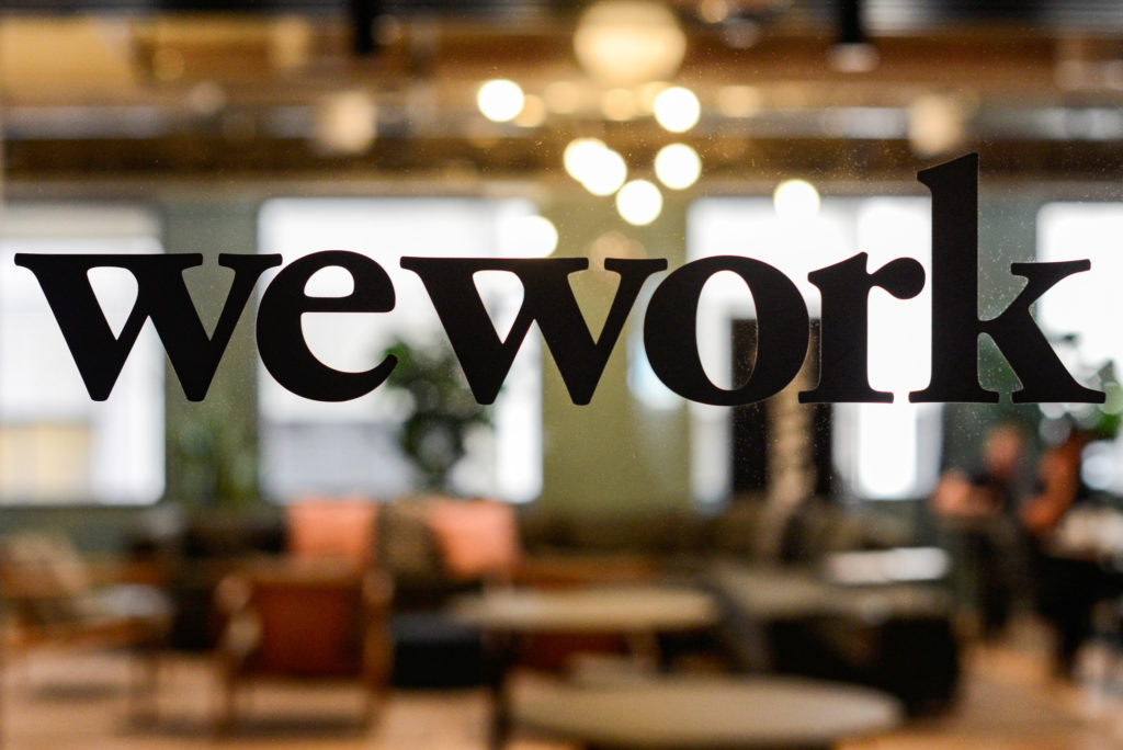 WeWork's spectacular rise and fall provide cautionary tale for startups