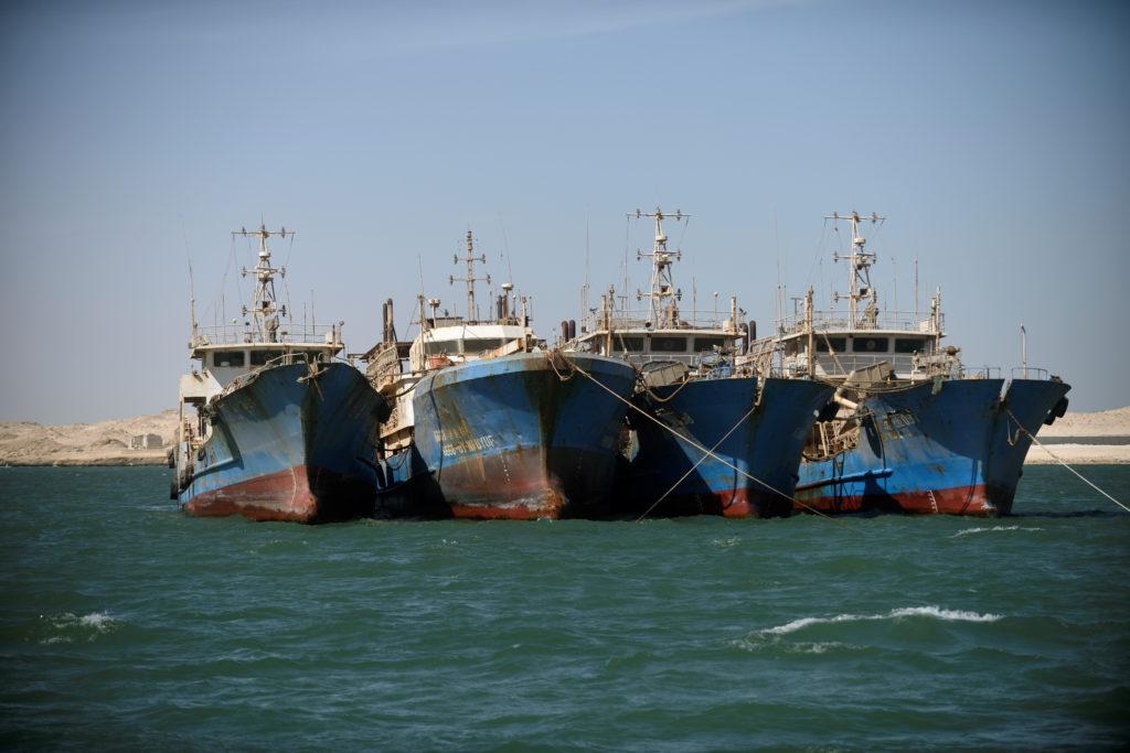 Dozens of migrants drown off coast of Mauritania