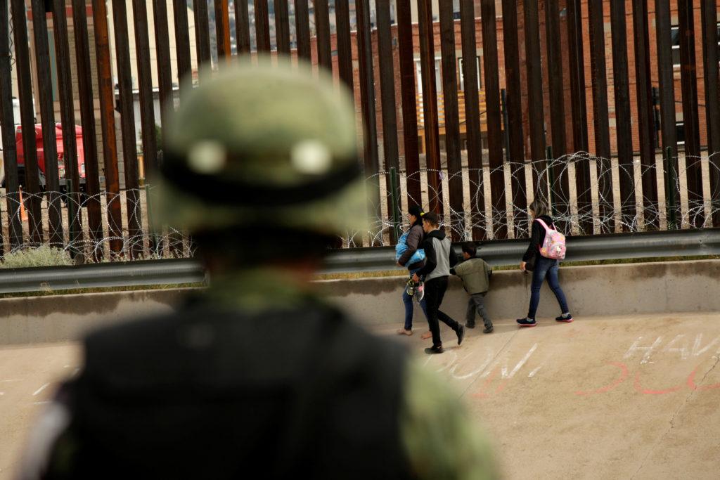 Border officers say they felt unsafe enacting Trump asylum crackdown