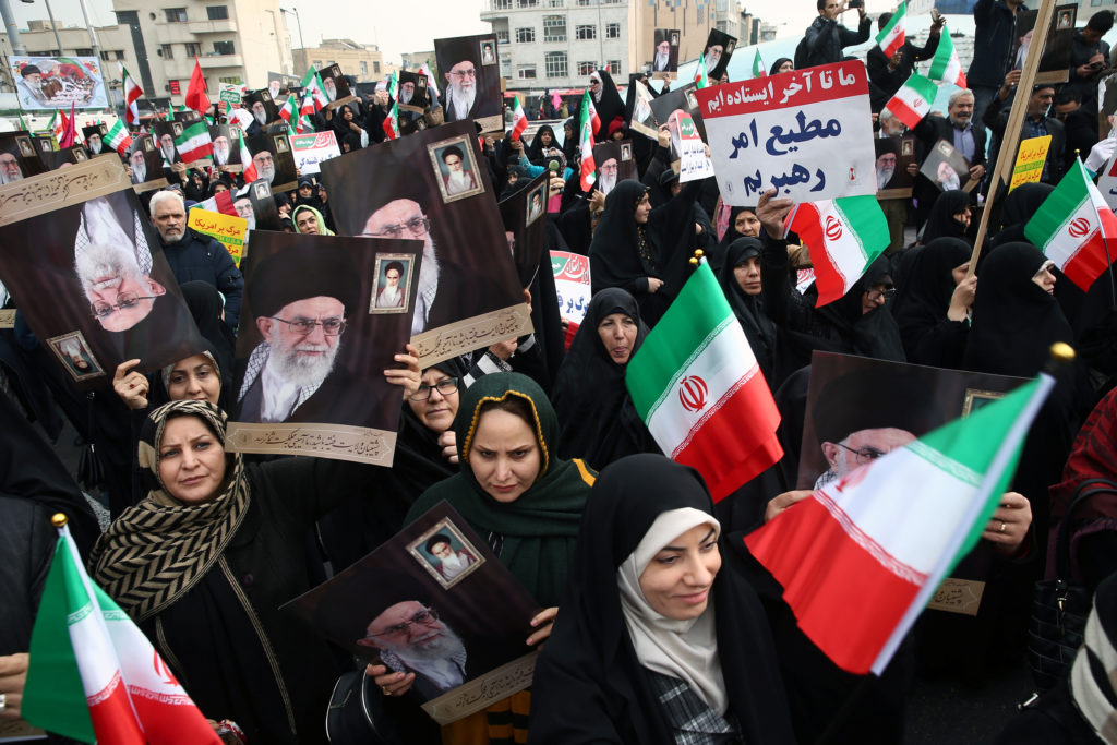 Trump admin claims Iran killed more than 1,000 in recent protests