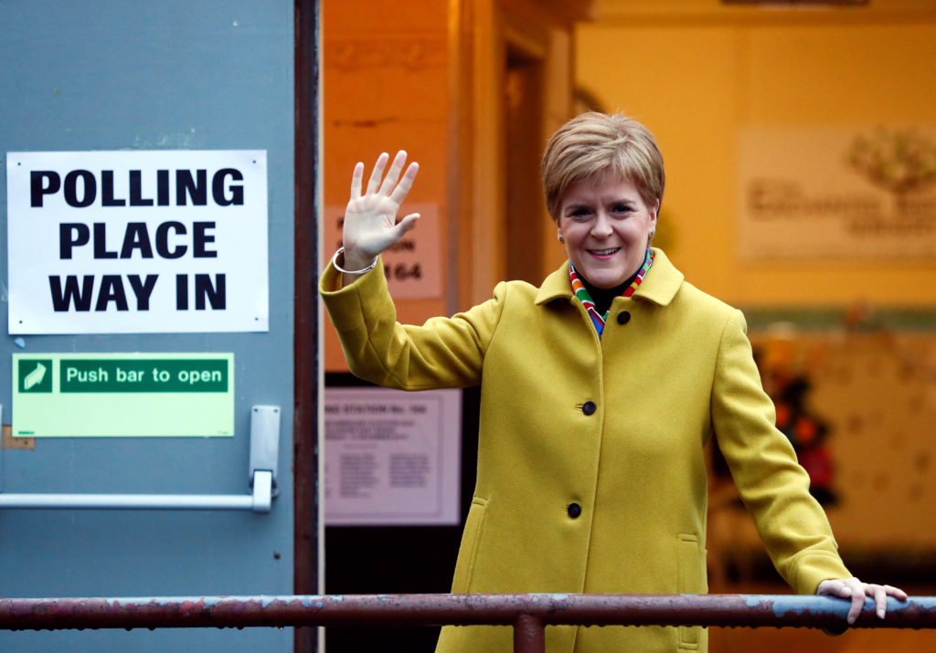 Why Scotland's party leader is vowing to push for independence