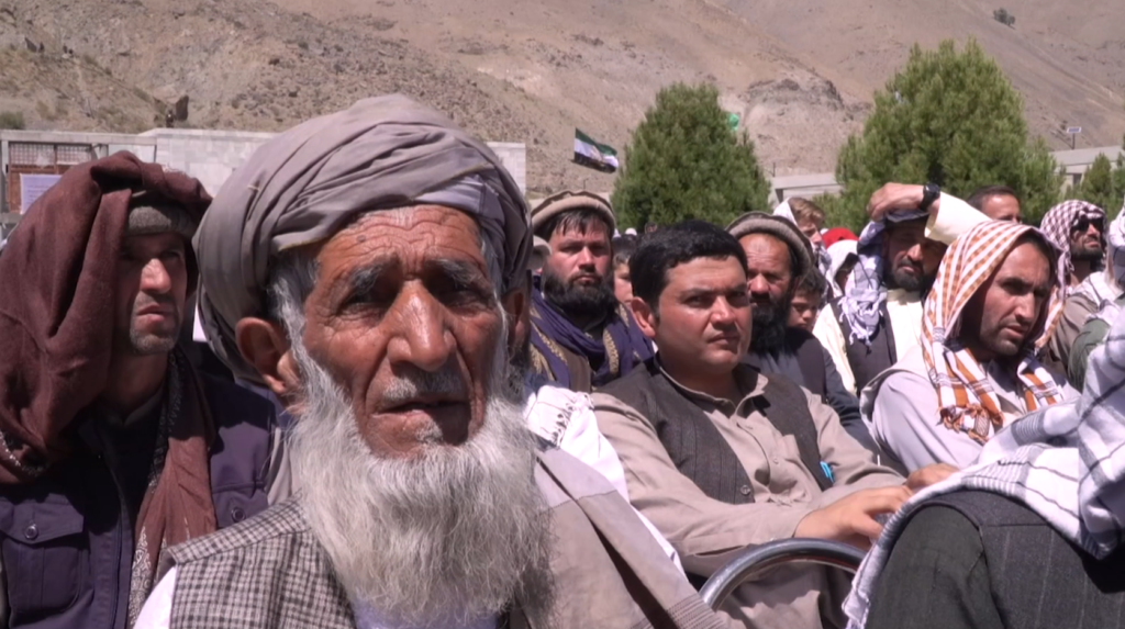 Taliban seeks to share power in Afghanistan's government, but will ethnic groups approve?