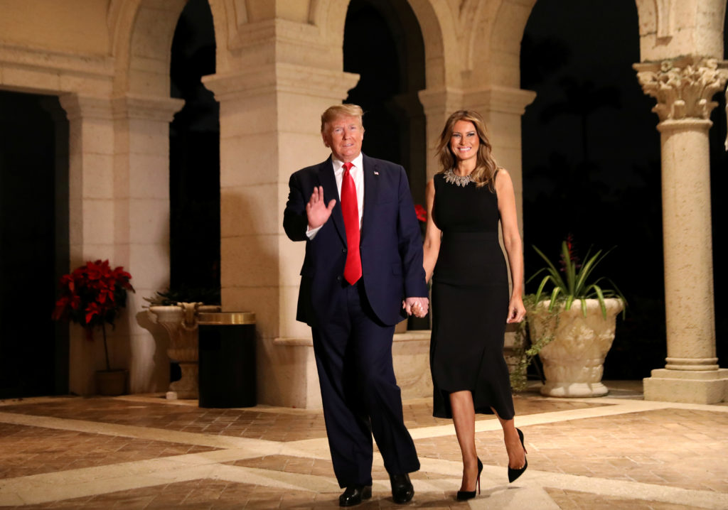 Where Is President Trump Spending Christmas 2020 Trumps wish Americans 'Merry Christmas' as they mark holiday | PBS