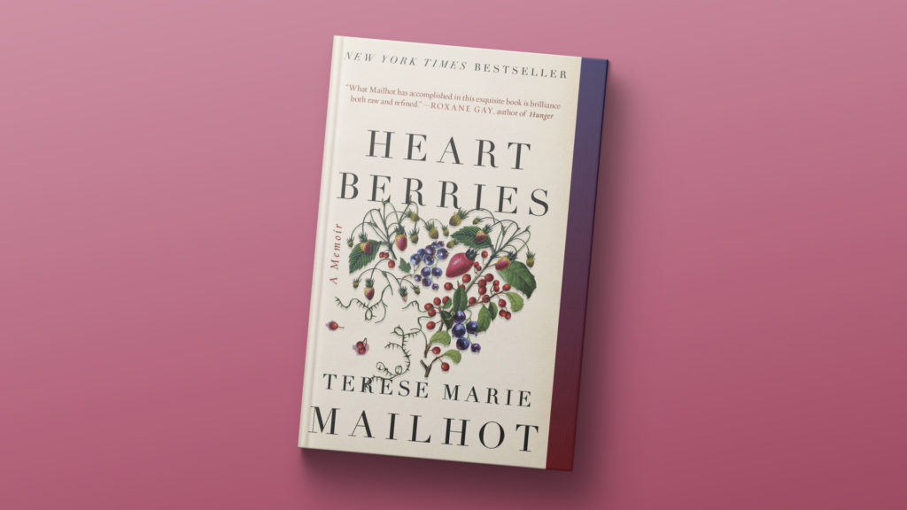 'Heart Berries' is our January book club pick