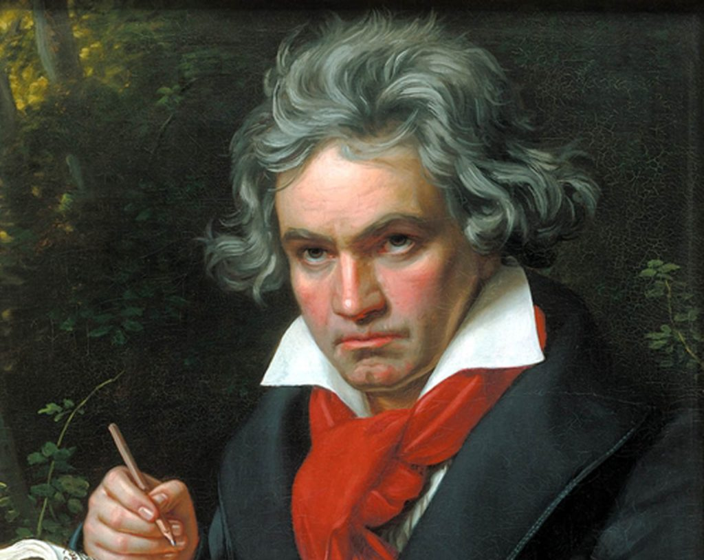 What Caused Beethoven S Deafness Pbs Newshour