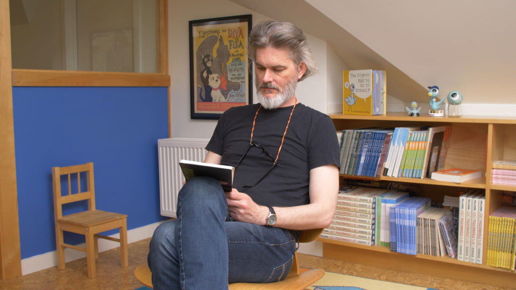 Best-selling children's author Mo Willems on sparking creativity and joy