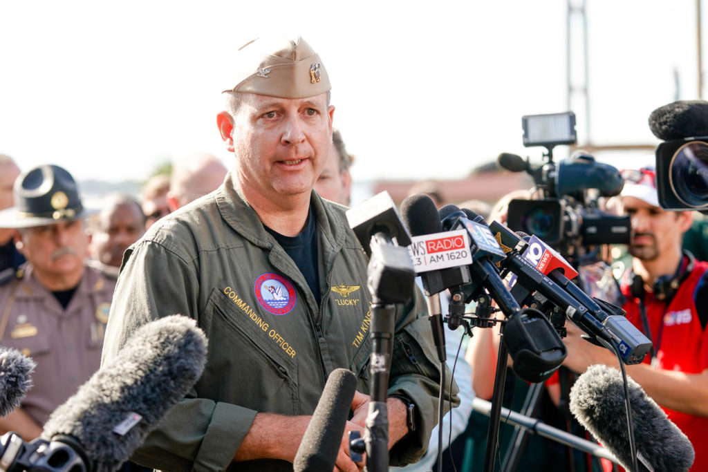 News Wrap: Gunman who killed 3 at Fla. air station was member of Saudi Air Force
