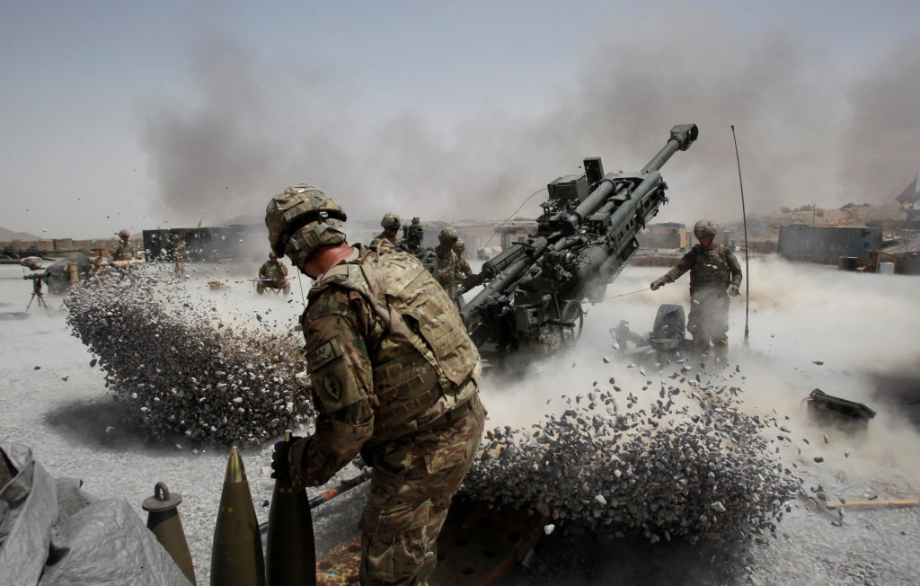 Explosive investigative report says U.S. government misled public on war in Afghanistan