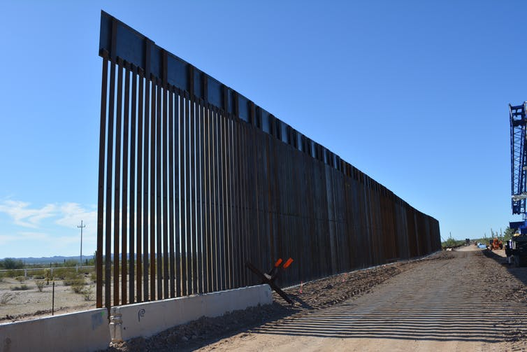 Trump's border wall threatens an Arizona oasis with a long, diverse history