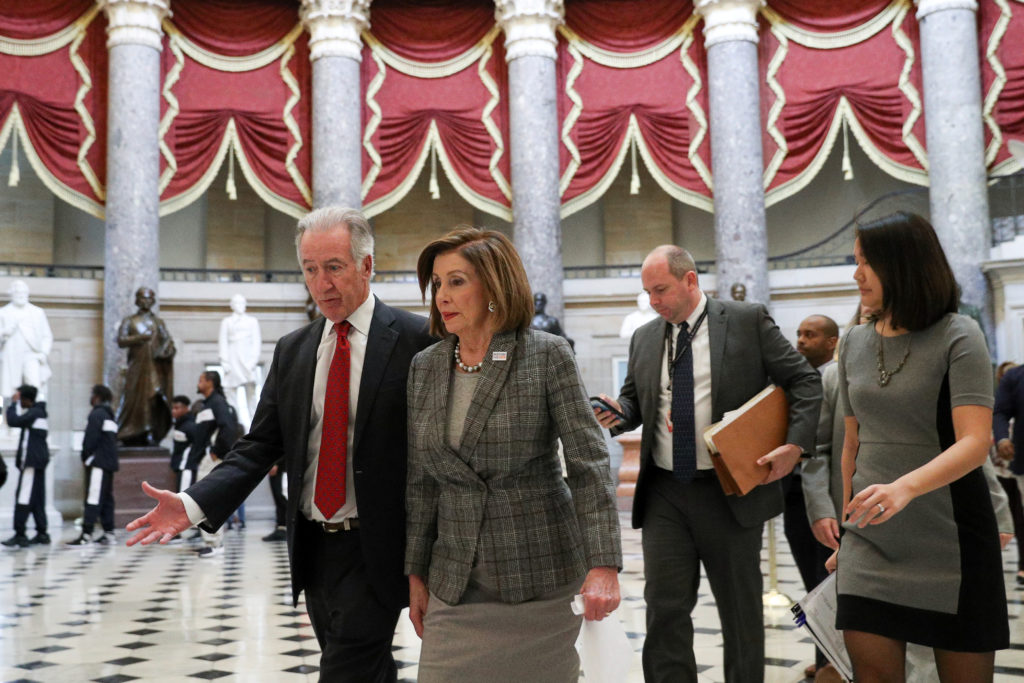 Democrats may file impeachment articles as soon as this week