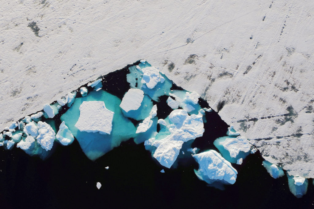 What a 'sobering' report on Arctic ice loss means for global sea levels