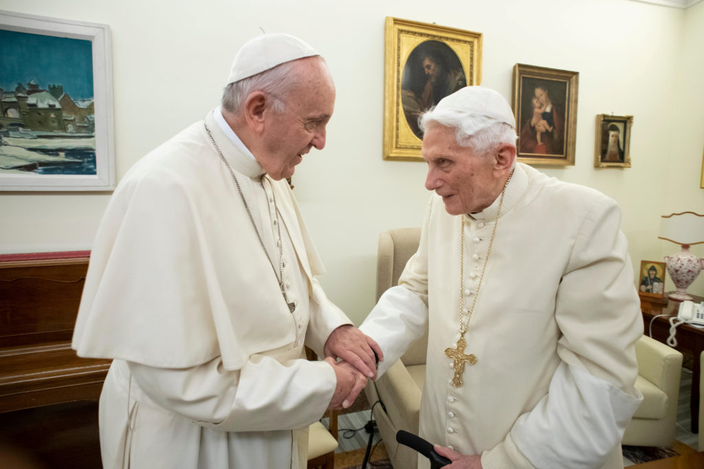 New film 'The Two Popes' explores Catholic ideology's 'gray areas'