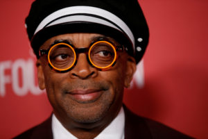 Spike Lee poses at the 2018 Patron of the Artists Awards in Beverly Hills, California. Photo by Mario Anzuoni/Reuters