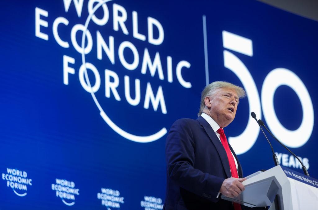 WATCH LIVE: Trump addresses World Economic Forum at Davos